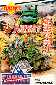 Army Moves - Box - Front