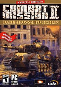 Combat Mission II: Barbarossa to Berlin - Box - Front