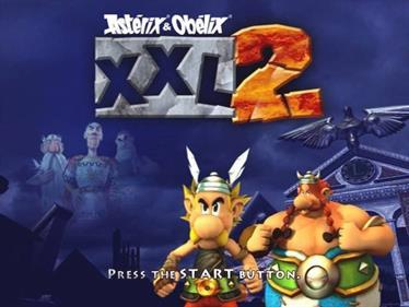 Astérix & Obélix XXL 2: Mission: Las Vegum - Screenshot - Game Title