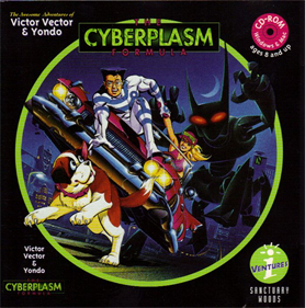 The Awesome Adventures of Victor Vector & Yondo: The Cyberplasm Formula