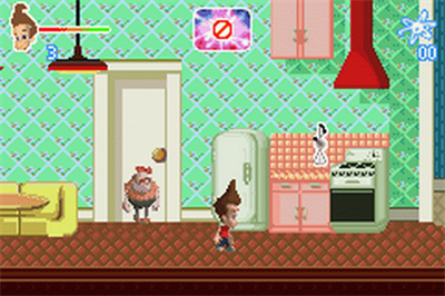The Adventures of Jimmy Neutron Boy Genius: Attack of the Twonkies - Screenshot - Gameplay