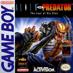 Alien vs Predator: The Last of His Clan