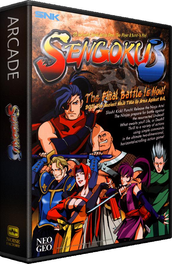 Sengoku 3 Details - LaunchBox Games Database