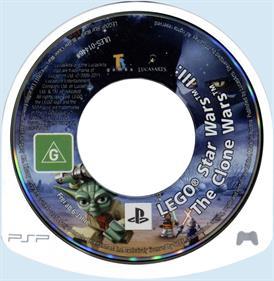 LEGO Star Wars III: The Clone Wars - Disc