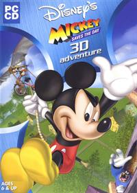 Disney's Mickey Saves the Day: 3D Adventure
