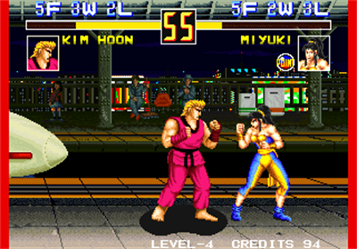 Fight Fever - Screenshot - Gameplay