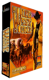 Wild West World - Box - 3D