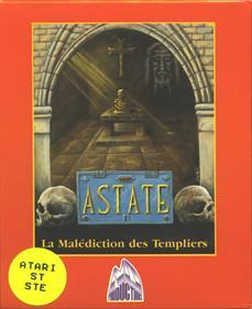 Astate: La Malédiction des Templiers