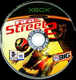 FIFA Street 2 - Disc