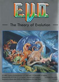 E.V.O.: The Theory of Evolution