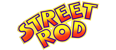 Street Rod - Clear Logo