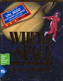 Where in Space Is Carmen Sandiego?