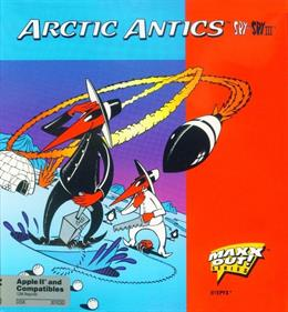 Spy vs. Spy: Arctic Antics