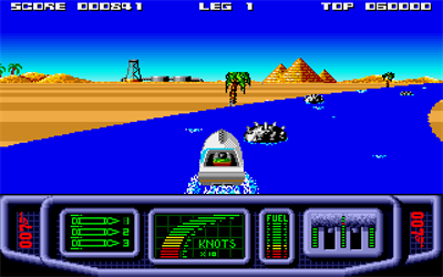 James Bond 007: Live and Let Die: The Computer Game - Screenshot - Gameplay