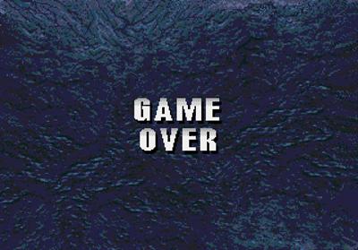 WWF WrestleMania: The Arcade Game - Screenshot - Game Over