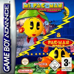 2 Great Games!: Pac-Man World + Ms. Pac-Man: Maze Madness