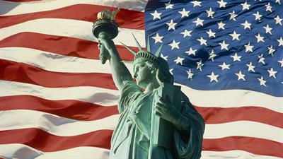 America Oudan Ultra Quiz - Fanart - Background