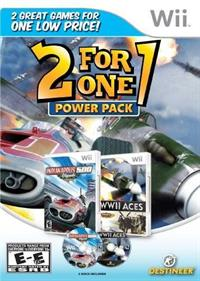 2 for 1 Power Pack: Indy 500/WWII Aces
