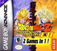 Dragon Ball Z: The Legacy of Goku I & II