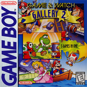 Game Boy Gallery 2
