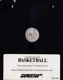 GBA Championship Basketball: Two-on-Two - Disc