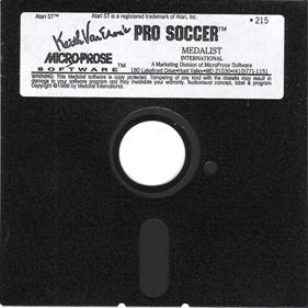 Keith Van Eron's Pro Soccer - Disc