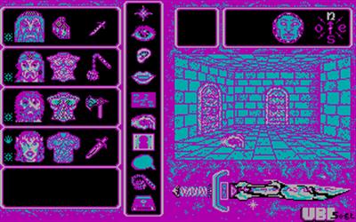 Le Maître des Âmes - Screenshot - Gameplay