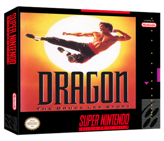 Dragon: The Bruce Lee Story - Box - 3D