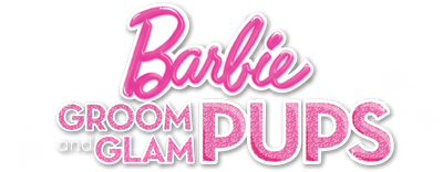 Barbie: Groom and Glam Pups - Clear Logo