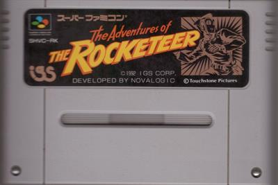 The Rocketeer - Cart - Front