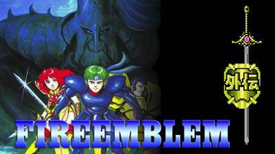 Fire Emblem Gaiden - Fanart - Background