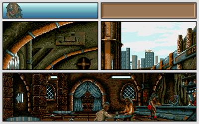 B.A.T. II - Screenshot - Gameplay