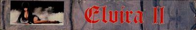 Elvira II - Banner