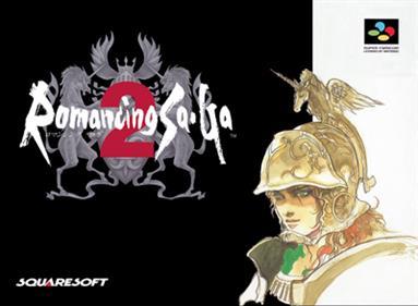 Romancing Sa·Ga 2 - Fanart - Box - Front
