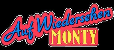 Auf Wiedersehen Monty - Clear Logo