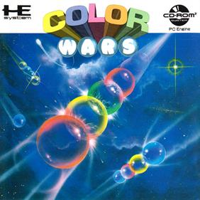 Color Wars - Box - Front