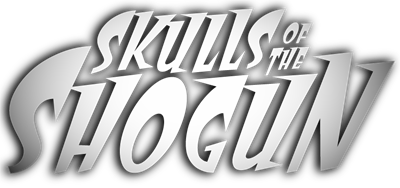 Skulls of the Shogun - Clear Logo