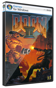 DOOM II - Box - 3D