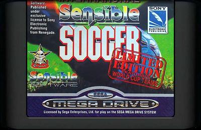 International Sensible Soccer: World Champions - Cart - Front