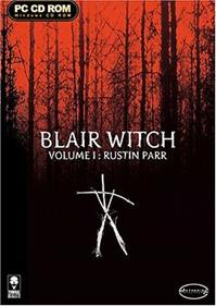Blair Witch Volume 1 Rustin Parr