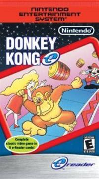 E-Reader Donkey Kong