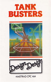 Tank Busters - Box - Front