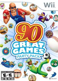 Family Party 90 Great Games Party Pack