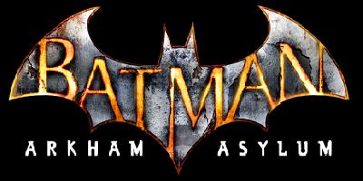Batman: Arkham Asylum - Clear Logo