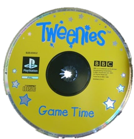Tweenies: Game Time - Disc