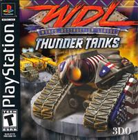 WDL: World Destruction League: Thunder Tanks