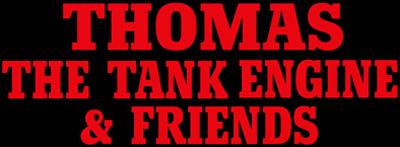Thomas the Tank Engine & Friends Pinball - Clear Logo