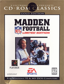 Madden NFL Football: Limited Edition