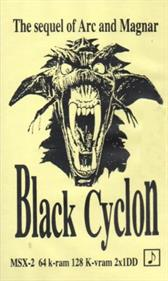Black Cyclon - Box - Front