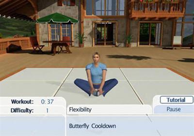 Yourself! Fitness - Screenshot - Gameplay